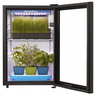Bloom Boss Grow Box door