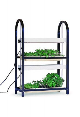 Burpee 2 tier grow shelf