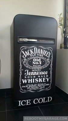 Jack Daniels Fridge