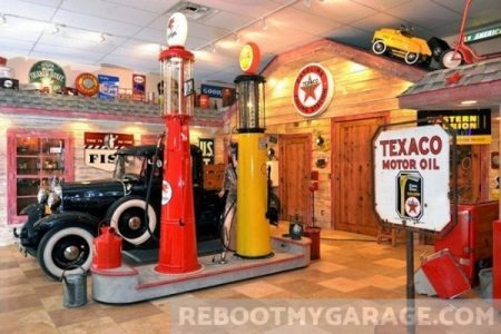 Texaco Garage