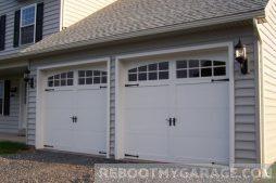 Fiberglas Garage Doors