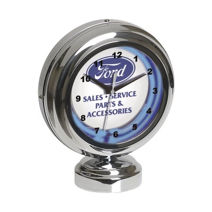 Ford Desktop Clock