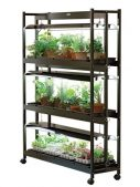 Gardeners Supply 3 Tier SunLite Garden