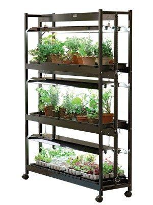Gardeners Supply 3 Tier SunLite Garden