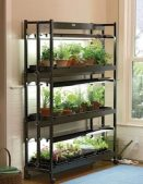 Gardeners Supply Grow Shelves