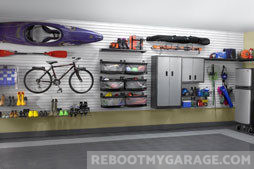 How To Organize the Garage Without Making the Family Hate You