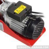 Partsam 440 lb. winch motor