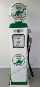 Sinclair Dino Gasoline reproduction gas pump