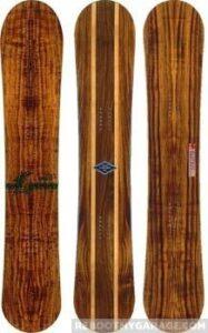 Wood Snowboards