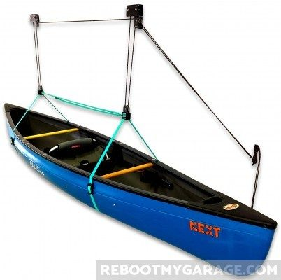 Store Your Board Hi Lift Pro carrying canoe