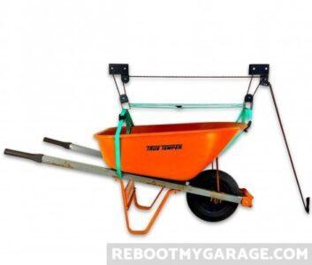 Store Your Board Hi Lift Pro carrying wheel barrow
