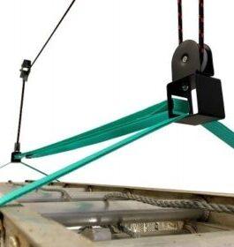 Store Your Board Hi-Lift Nylon Strap Wraps Around the Cargo