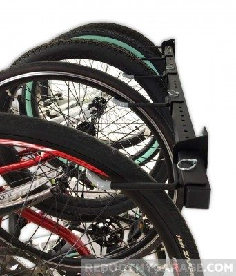Store Your Board adjustable 5 bike rack