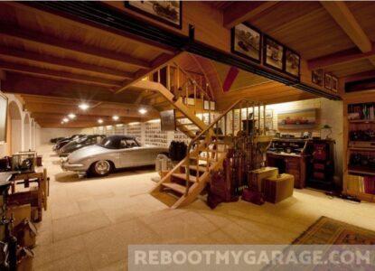 indoor garage