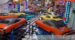 classic car garage 15