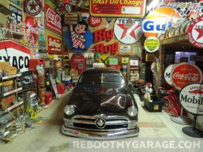 1940 classic garage