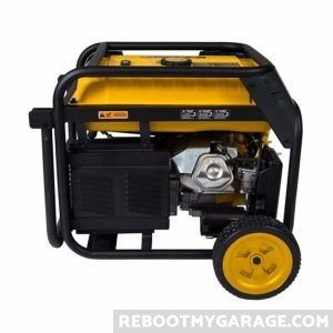 We bought the Firman H08051 generator, and we love it.