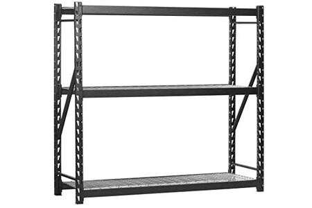 Edsal shelves