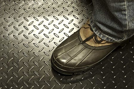 Anti-slip Resilia floor runner