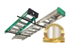 The Best Ladder Storage Ceiling Rack