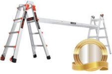 The Best Garage Ladder