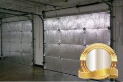The Best Garage Door Insulation