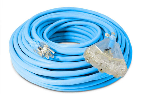 Watt's Wire outdoor extreme extension cord