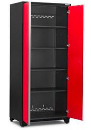 NewAge Pro 3.0 Series Red Multi-Use Locker shelves
