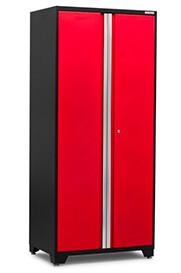 NewAge Pro 3.0 Series Red Multi-Use Locker