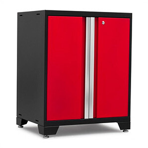 NewAge Pro 3.0 Base Cabinet in Red