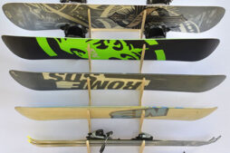 Best snowboard and ski rack