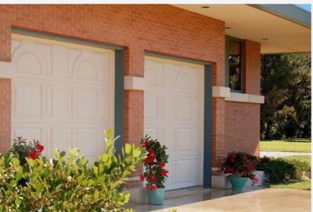 C.H.I. Fiberglass Garage Door