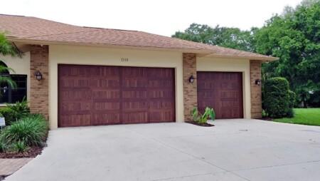 C.H.I. Steel Garage Door